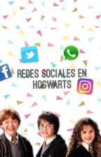 Redes Sociales En Hogwarts by VaniandCami