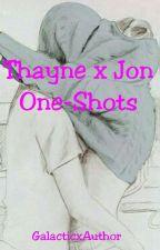 Thayne x Jon One-Shots by jaydenwantstobattle
