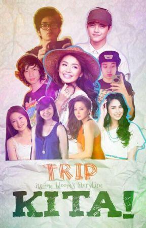 Trip Kita!  (Kath & Parking 5 Fan Fiction) by bookishyna