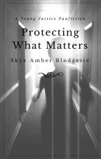 Protecting What Matters | A Young Justice Fanfiction by GodlessLostSoul