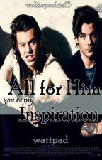 All For Him || Larry Stylinson [Smut - MPreg] by Mike_Sarmiento