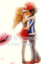 Ash and serena's love story by Juggernut987