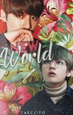 new world↠kookv by -kiligbaby