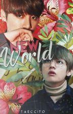 (✧) new world ¡戏剧! kookv by avergonzados
