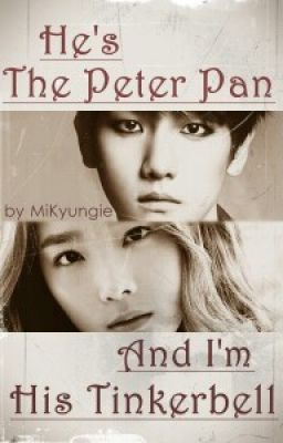 He's The Peter Pan and...