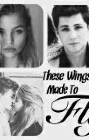 These Wings Were Meant To Fly by LacyRivers08