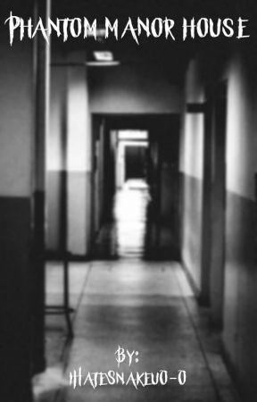 Phantom (haunted) manor house by iHaveNoLifu