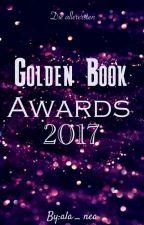 Golden Book Awards 2017 (Beendet) by ala_nea