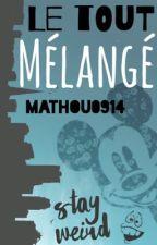 Le Tout Mélangé (Rantbook) by mathou0914
