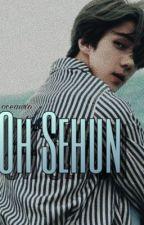 Oh Sehun    HunHan  by oceawxo