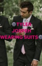 PICTURES OF TYLER JOSPEH WEARING SUITS •COMPLETED WITH SIN• by HeavyDirtyWriter
