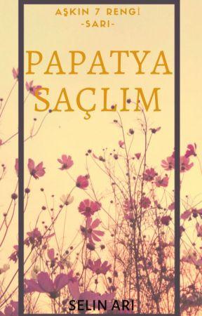 AŞKIN 7 RENGİ-SARI-PAPATYA SAÇLIM by asosyalimbenn