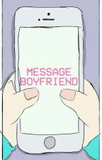 Message Boyfriend || Yoonmin Texting by CrowsBeak