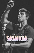 Sashkia; Shawn Mendes by -jackxs