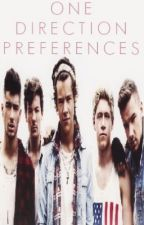 One Direction Preferences by 0hitsmyharold