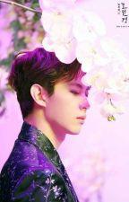 """Pretty girls shouldn't get wet."" (VIXX Hongbin) by inspiredmind"