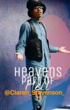 Heavens part of hell|Bryshere Gray by Claren_Stevenson_