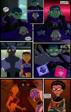 preguntale a Los Teen Titans(bbrae/robstar/cybee) by AnaRuiz291