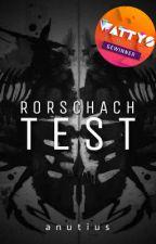 Rorschach Test by AnuTius