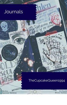 journals by TheCupcakeQueen1994