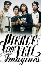 Pierce The Veil Imagines by ItslouisBro