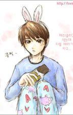 One Shot MinJun [Park Jung Min x Kim Hyung Jun] by Shaoi_Kawaii