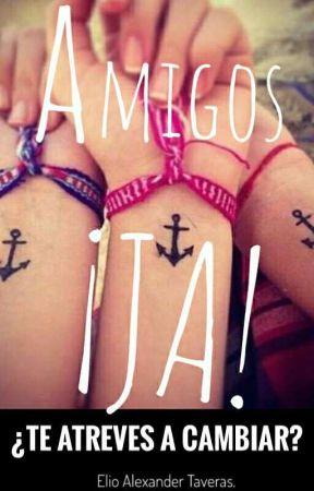 Amigos...¡JA!.© by _alexelio
