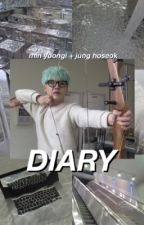 diary - yoonseok by starsaeyoung