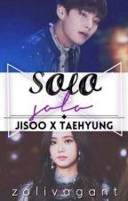 Solo - Jisoo x Taehyung by zolivagant