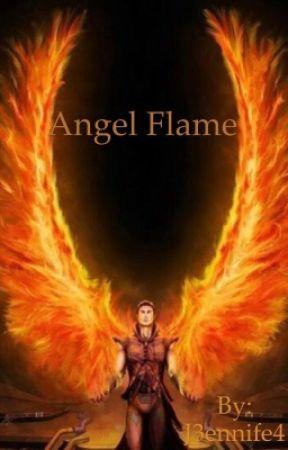 Angel Flame by J3ennife4