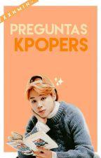 Preguntas Kpopers.  by yxxnmin-