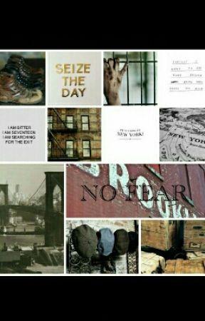 No Fear |A Newsies Fanfiction| by kallilovessnart