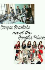 Campus Heartrobs meet the Gangster Princess by ImMenggayM