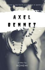 Axel Bennet by Nohemi_05
