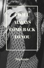 I will always come back to you by skyhouis