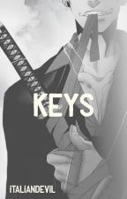 Keys // Nicolas Brown x Reader by italiandevil