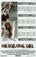 Holographic Girl▪Cameron Dallas by mercysteinfeld