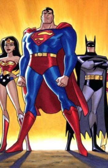 Caught Myself A Superhero (Justice League x OC) - B D Broken