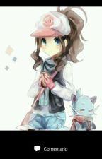 Pequeña Pokémon [Ash y tu] by LuluCejas4