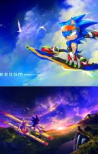 "Sonic The Hedgehog- ""I legami del Destino"" by Deredere_"