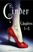 Cinder by marissameyer22