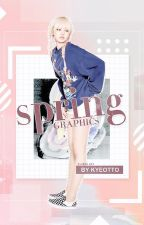 Spring Graphics ₊ by kyeotto