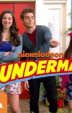 I Thunderman  by wkcfal