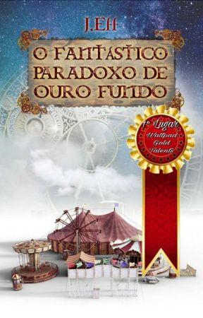 O Fantástico Paradoxo de Ouro Fundo (DEGUSTAÇÃO) by jotaeff