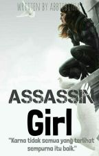 Assassin Girl by AbbieBitha