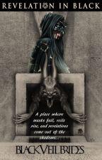 REVELATION IN BLACK by Roman-e