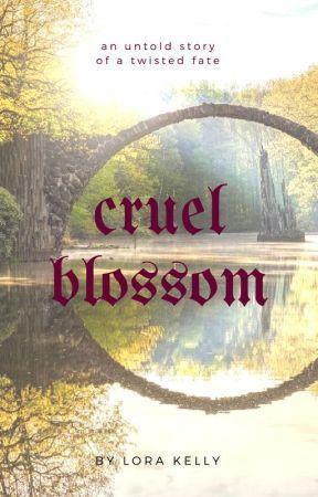 Cruel Blossom by dewdrops_kl