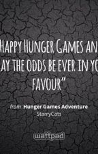 Hunger Games Adventure by StarryCats
