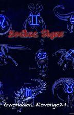 Creepypasta Zodiac [Complete] by Gwendalen_Revenge24