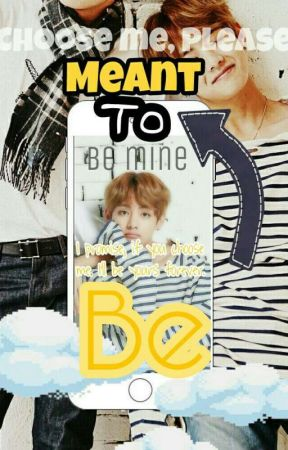 Meant To Be  || Bts x Taehyung by MinTaeWorld